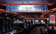 Chumash Casino security detain man threatening to kill people