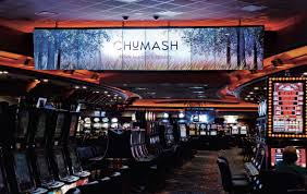 Chumash Casino security detain man threatening to kill people