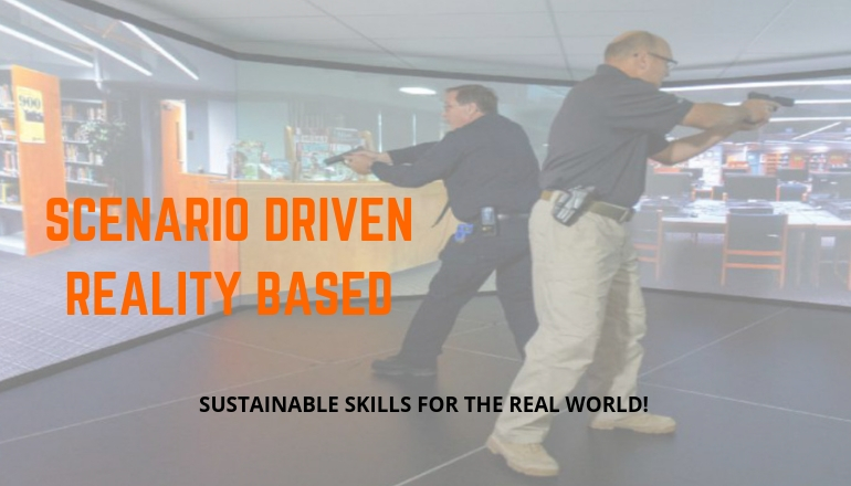 scenario driven reality based training