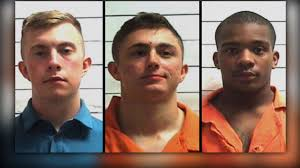 3 Marines accused of raping Tulane University student