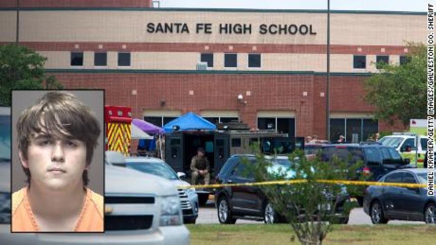10 dead, 10 injured in shooting at Santa Fe TX High School