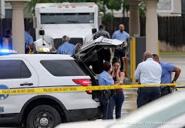One man due to plead guilty in 2017 slaying of armored truck guard in New Orleans