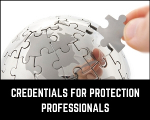 credentials for protection specialists