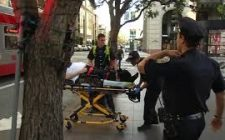 Security guard working at San Francisco Bank of America Center critically hurt in attack